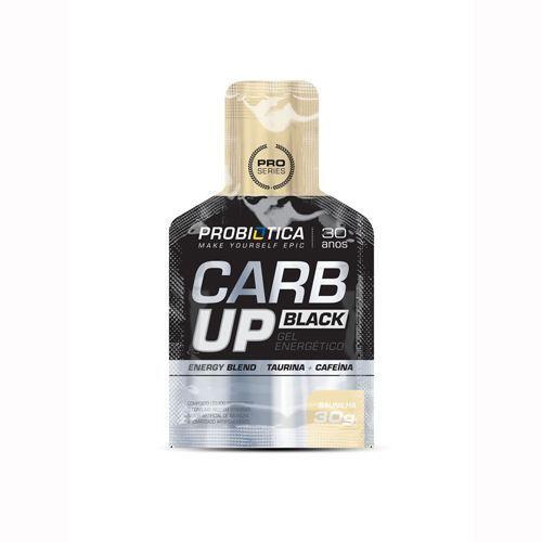 Carb Up Gel Super Fórmula 30g Probiótica