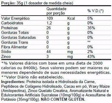Carnitech 100% Beef Protein 900g Atlhetica Nutrition  - Vitta Gold