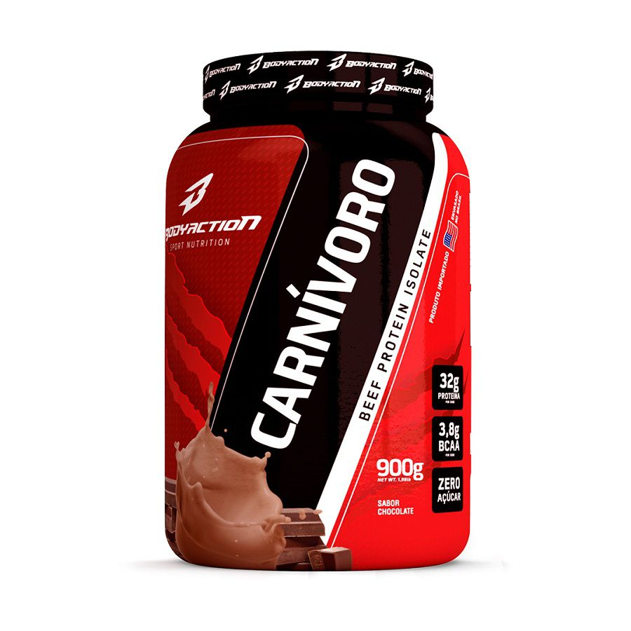 Carnívoro Beef Protein 900g Body Action