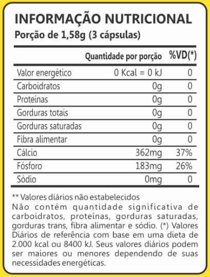 Cartilagem De Tubarão 500mg - 60 Caps Maxinutri  - Vitta Gold