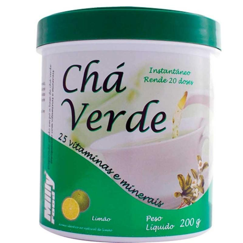 Chá Verde 200g New Millen  - Vitta Gold