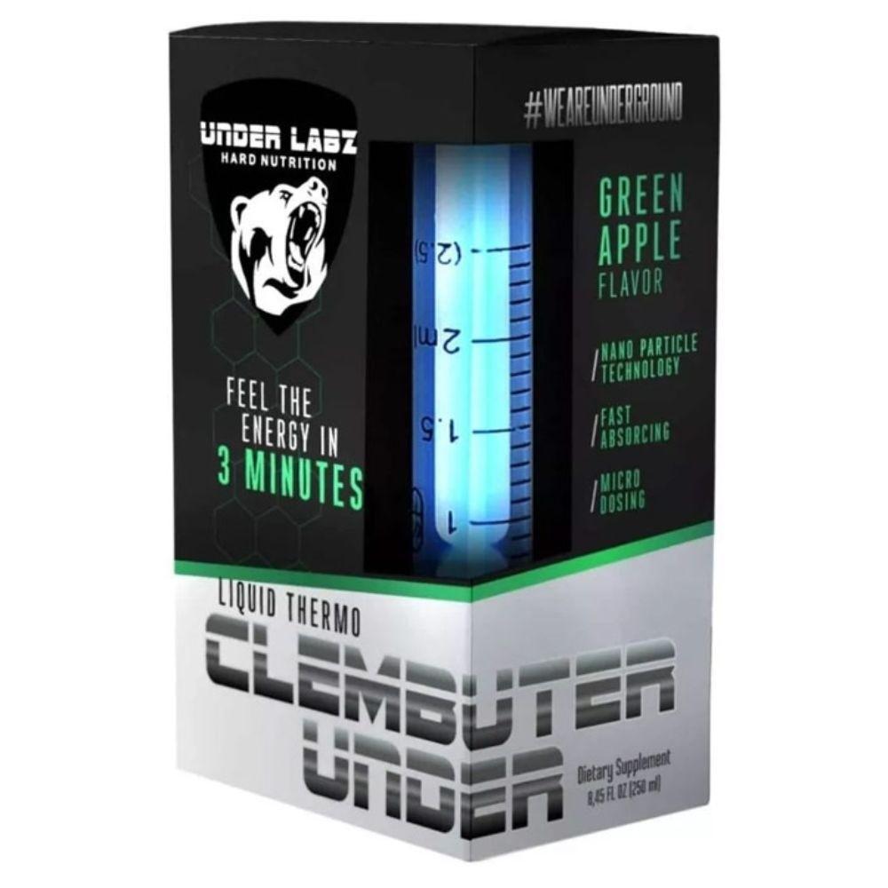Clembuter Under Liquid Thermo 250ml - Underlabz
