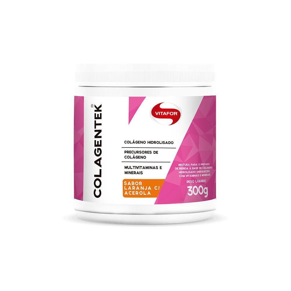 Colagentek 300g Vitafor  - Vitta Gold