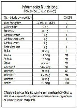 Collagen Powder 300g Integralmédica  - Vitta Gold