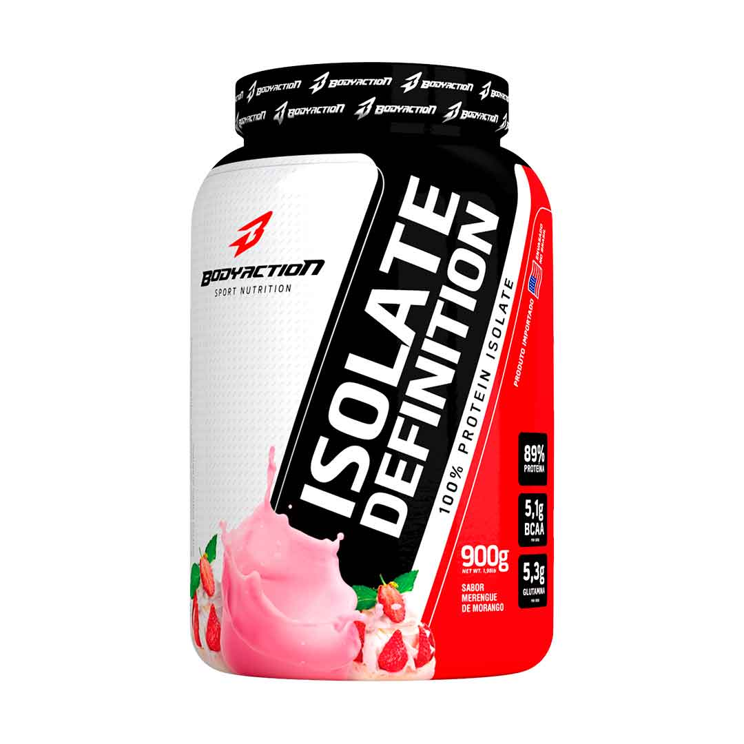 Combo 2x Isolate Definition Body Action 900g - Oferta Especial
