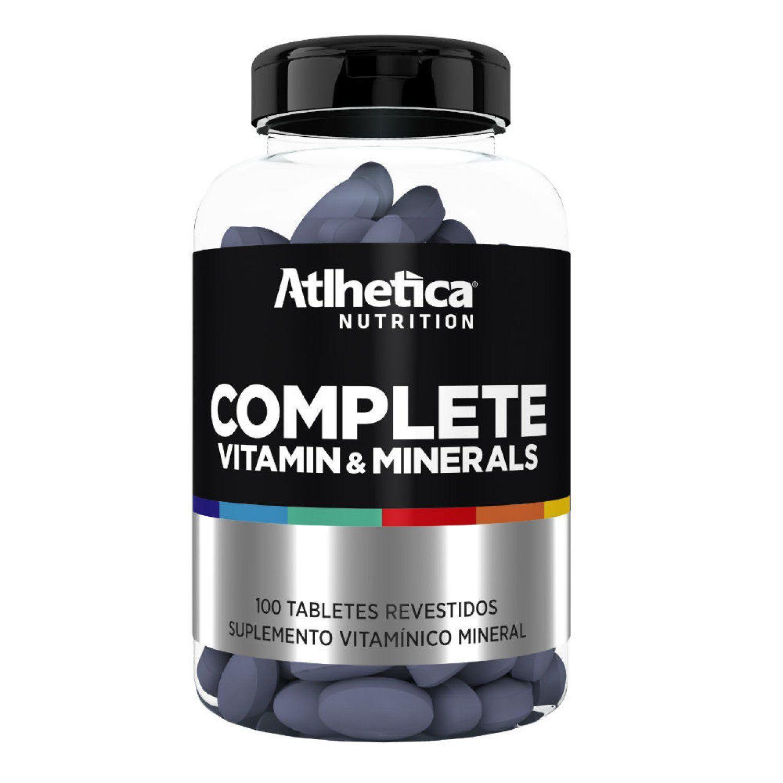 Complete Multi Vit 100 Tabletes Atlhetica Nutrition
