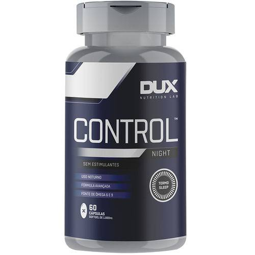 Control Night 60 Cápsulas Dux Nutrition