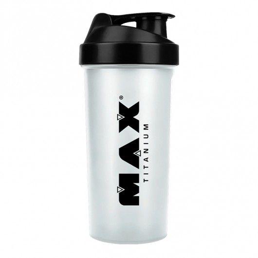 Coqueteleira 600ml Max Titanium