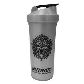 Coqueteleira Prata 600ml Nutrata