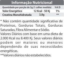 Creafort 100% Creapure 300g Vitafor  - Vitta Gold