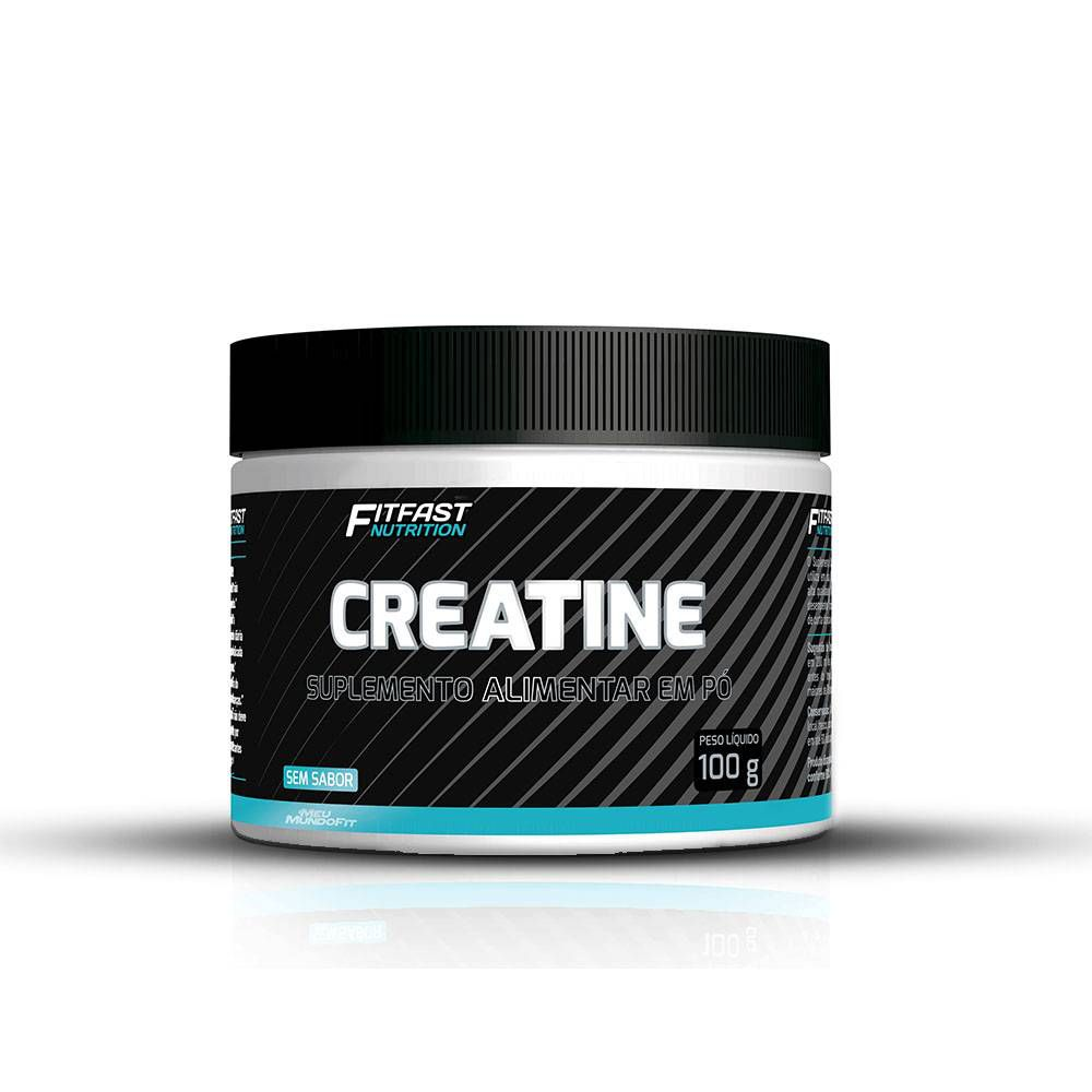 Creatina 100g FitFast Nutrition