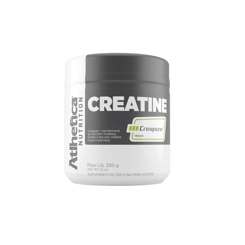 Creatina Creapure 300g Atlhetica Nutrition
