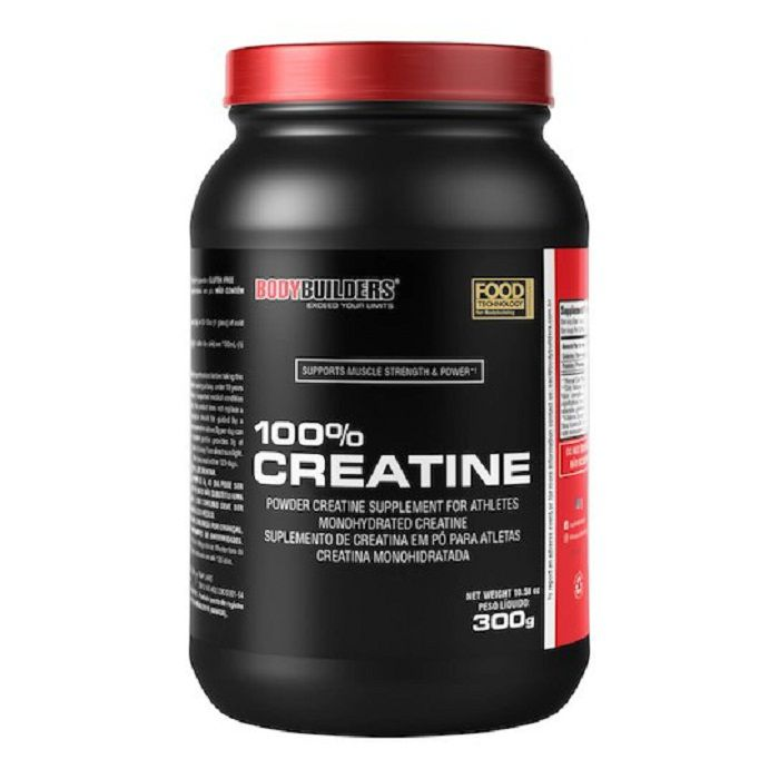Creatine 100% 300g BodyBuilders - Vitta Gold