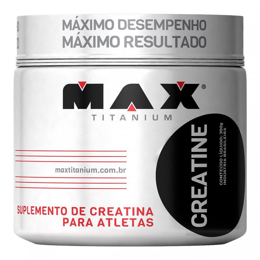 Creatine 300g Max Titanium  - Vitta Gold
