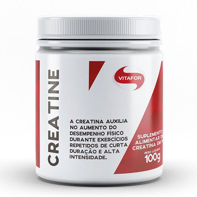 Creatine Monohidratada 100g Vitafor  - Vitta Gold