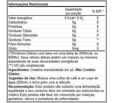 Creatine Powder 150g Optimum Nutrition  - Vitta Gold