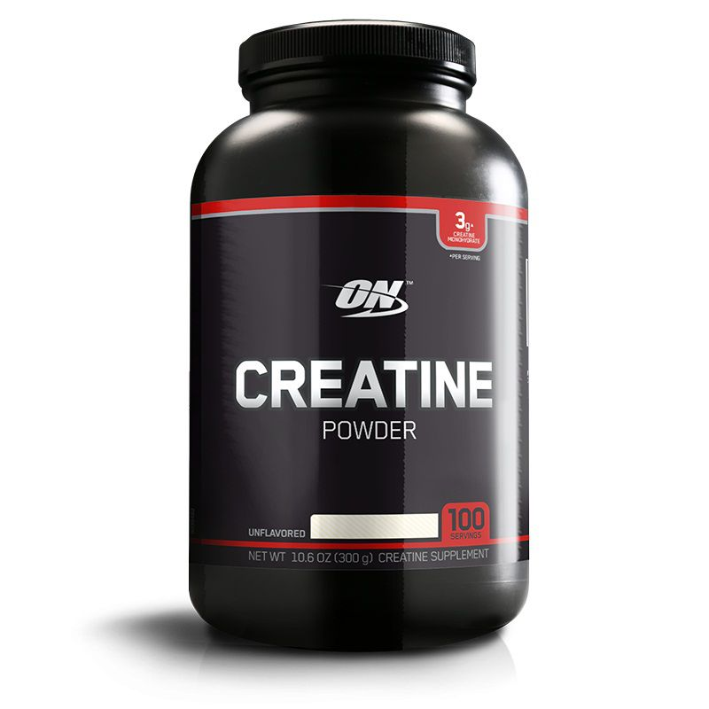 Creatine Powder Blackline 300g Optimum Nutrition