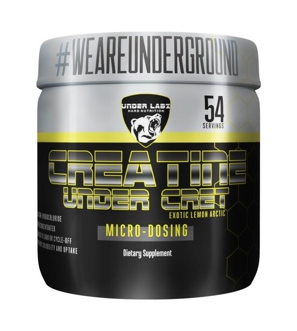 Creatine Under-Cret 60g - Underlabz