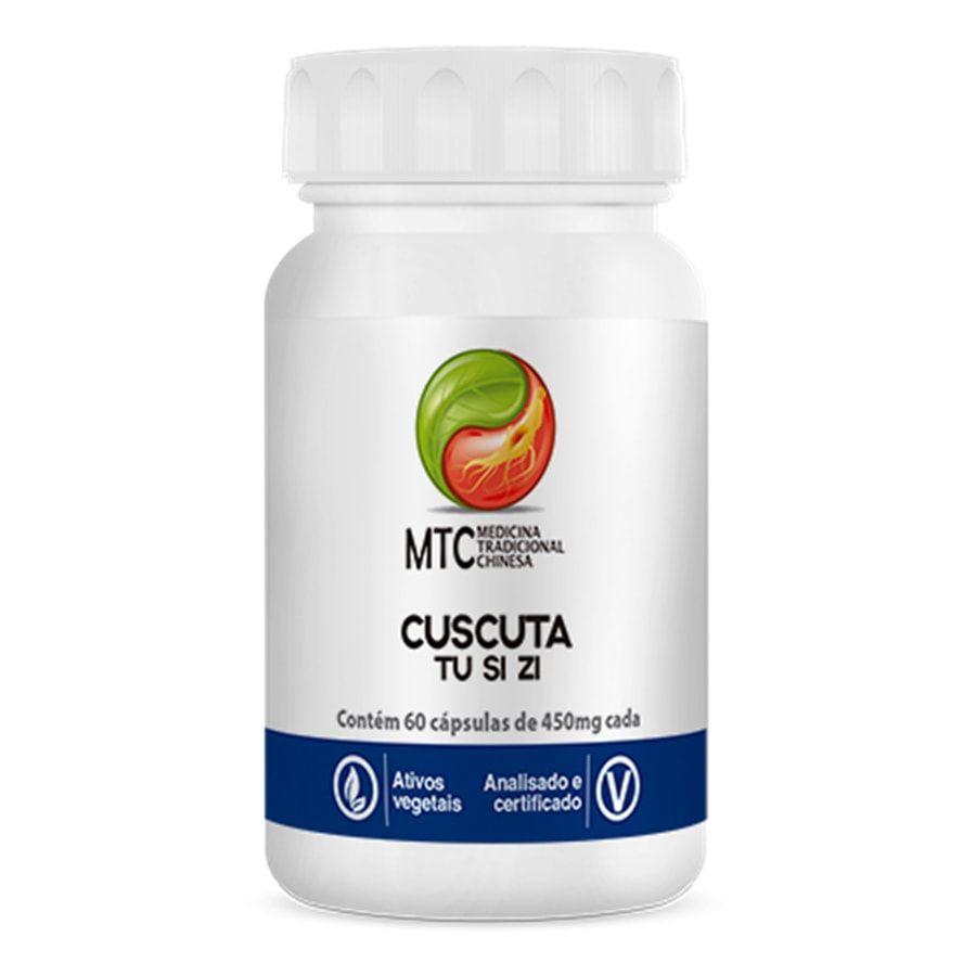 Cuscuta Tu Si Zi 450mg 60 Cápsulas Vitafor  - Vitta Gold