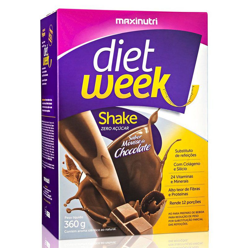 Diet Week Shake 360g Maxinutri