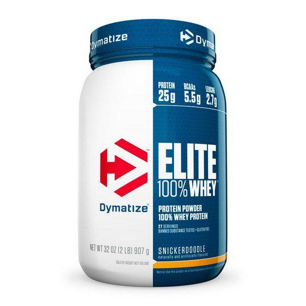 Elite Whey Protein 907g Dymatize Nutrition  - Vitta Gold