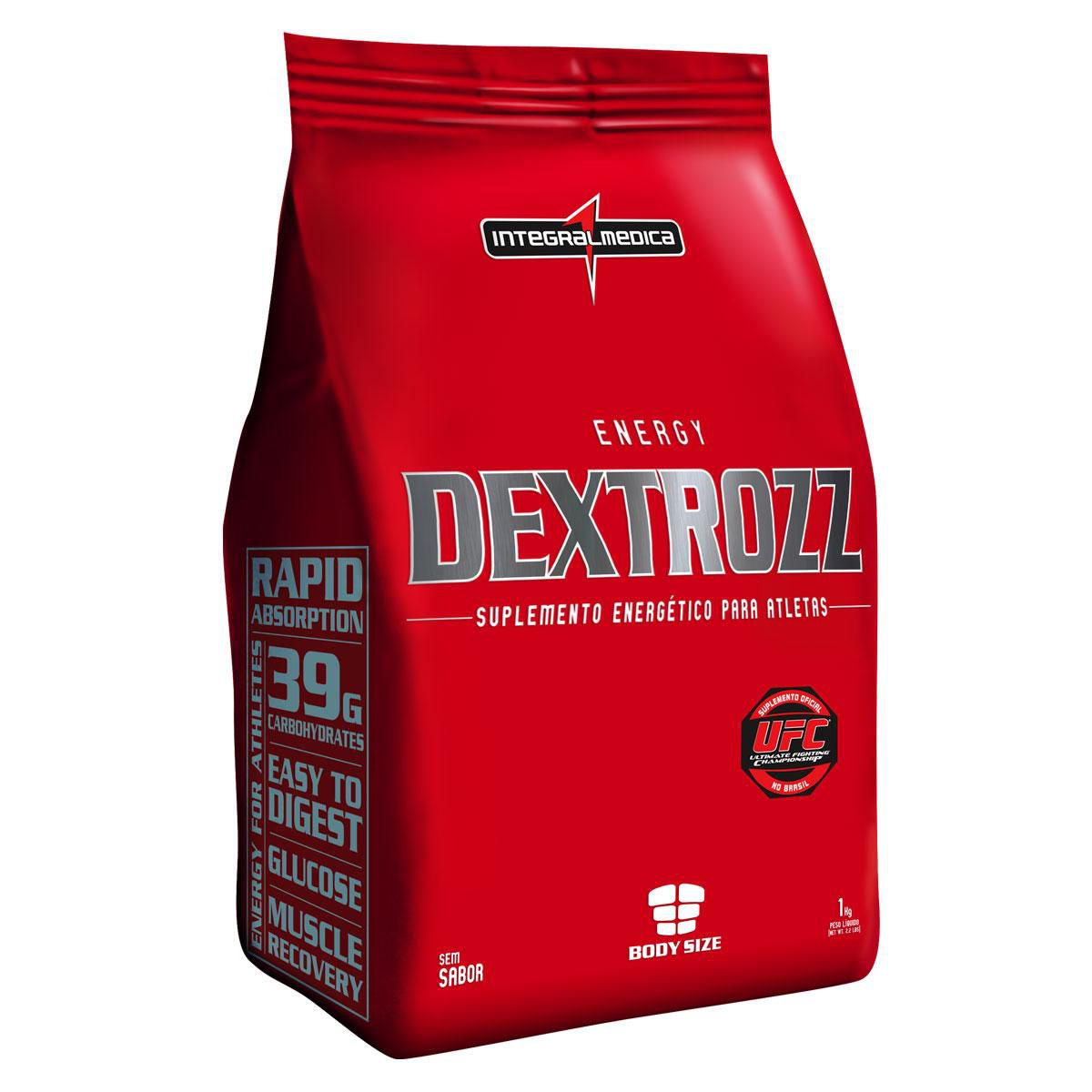 Energy Dextrozz 1kg Integralmédica