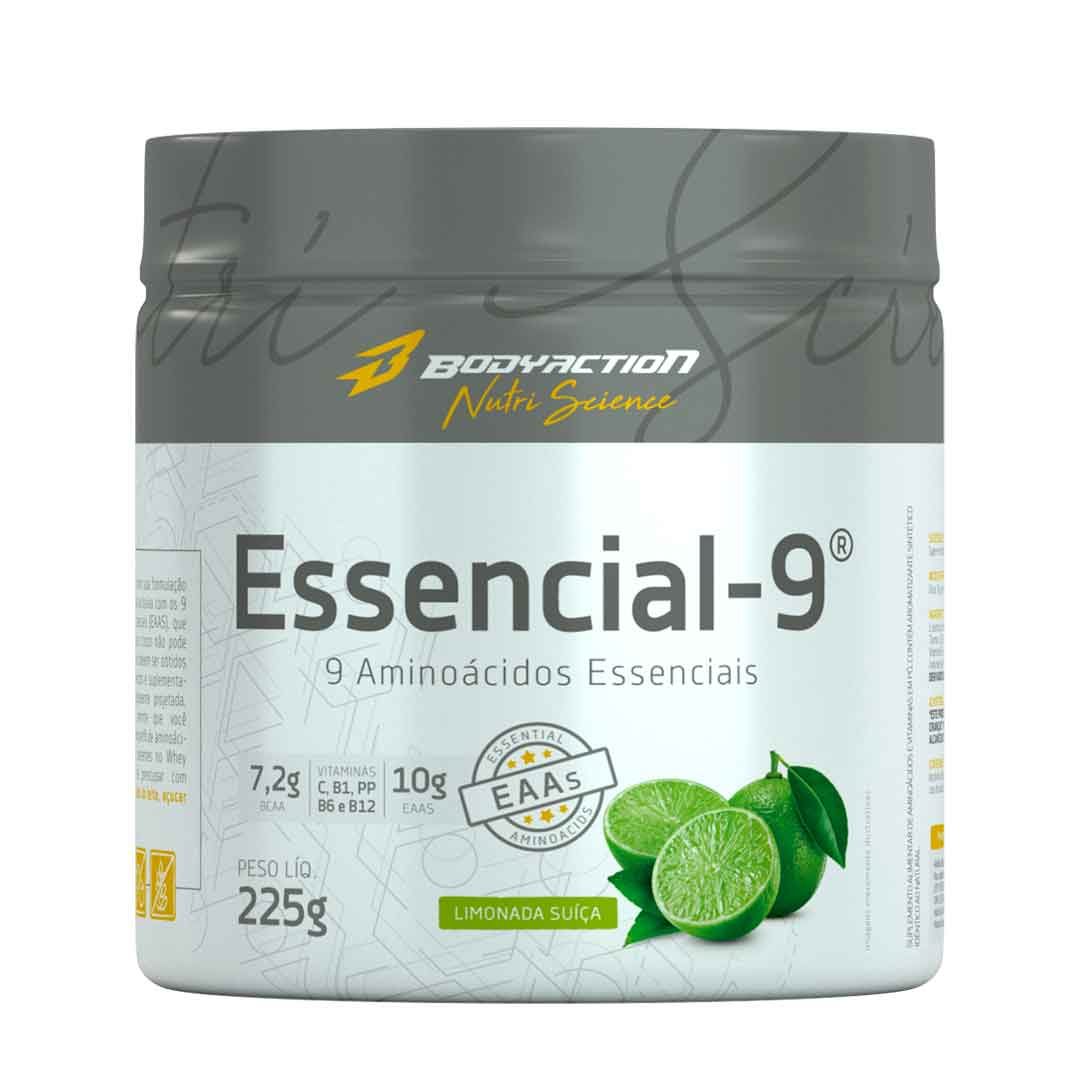 Essencial-9 225g Body Action