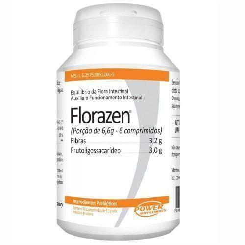 Florazen 90 Comprimidos Power Supplements