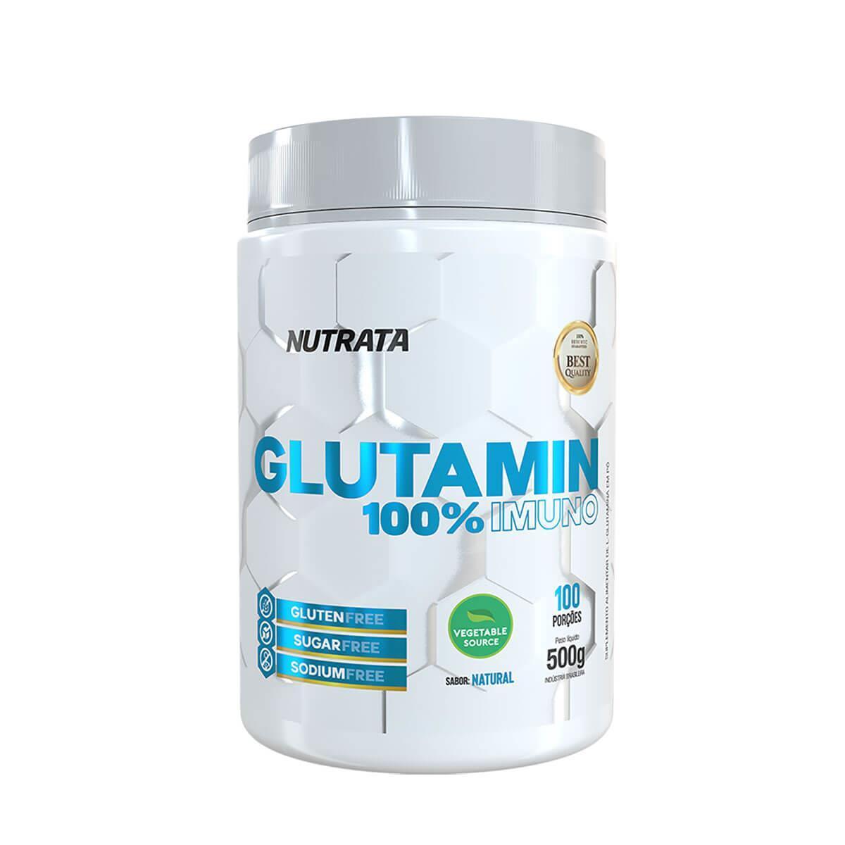 Glutamin Up 500g Nutrata