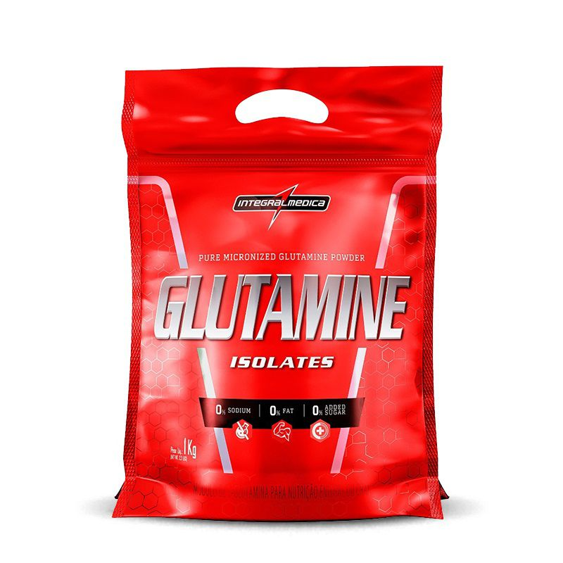 Glutamina 1kg Integralmédica