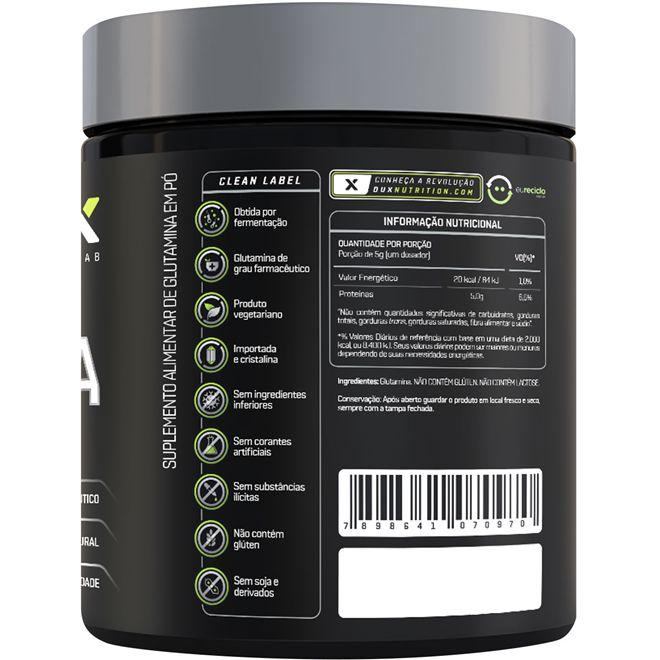 Glutamina 300g Dux Nutrition  - Vitta Gold