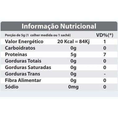 Glutamina Glutamax 20 Sachês de 5g Vitafor  - Vitta Gold
