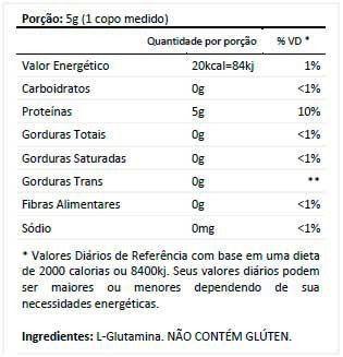 Glutamina Science Recovery 1000 Powder 150g Performance Nutrition  - Vitta Gold