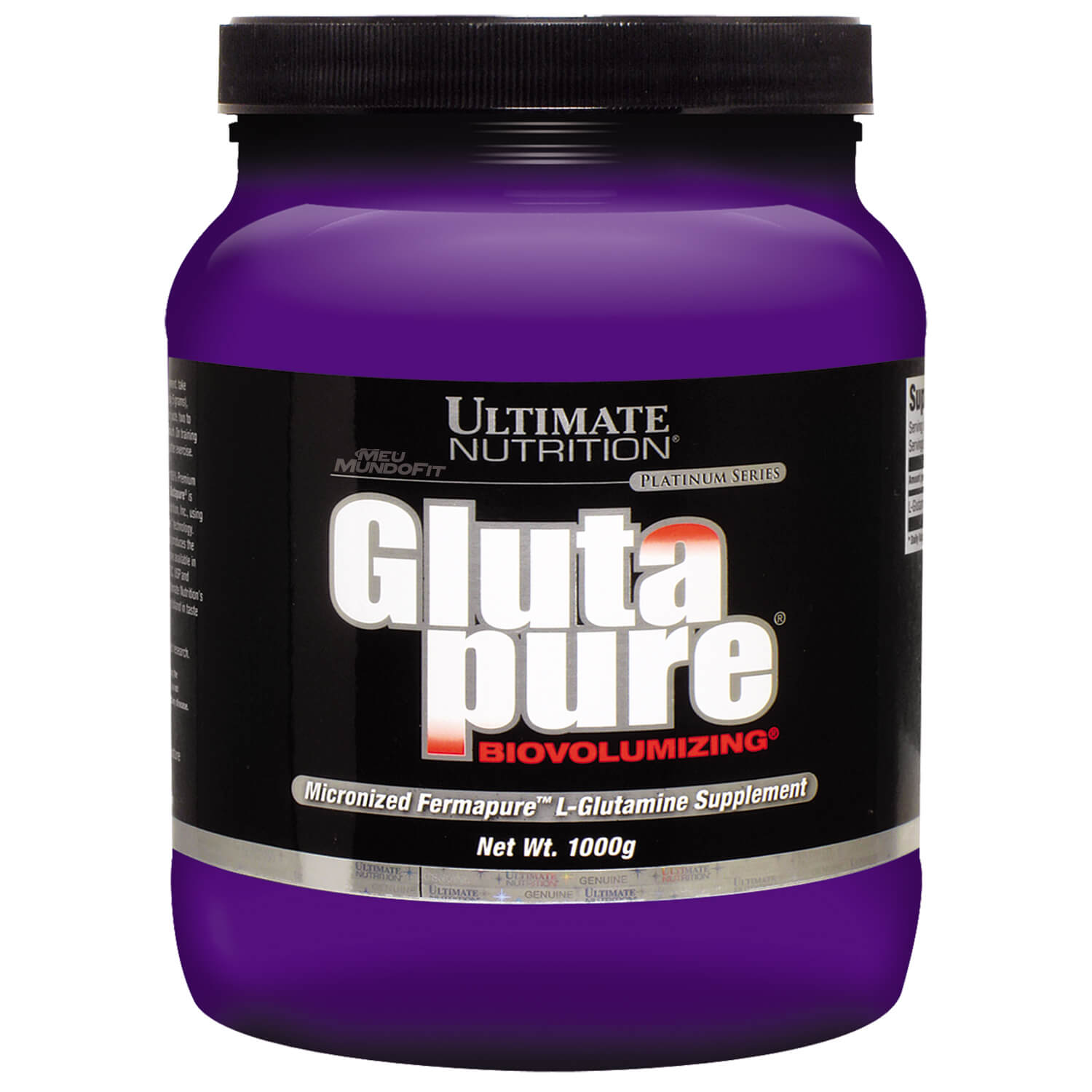 Glutapure 1kg Ultimate Nutrition  - Vitta Gold
