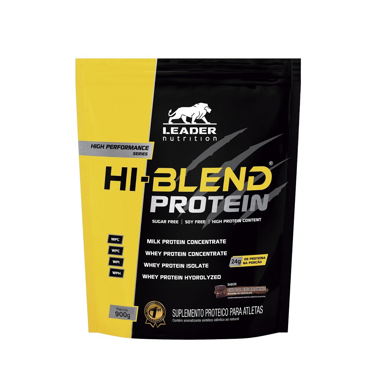 Hi Blend Protein 900grs - Leader