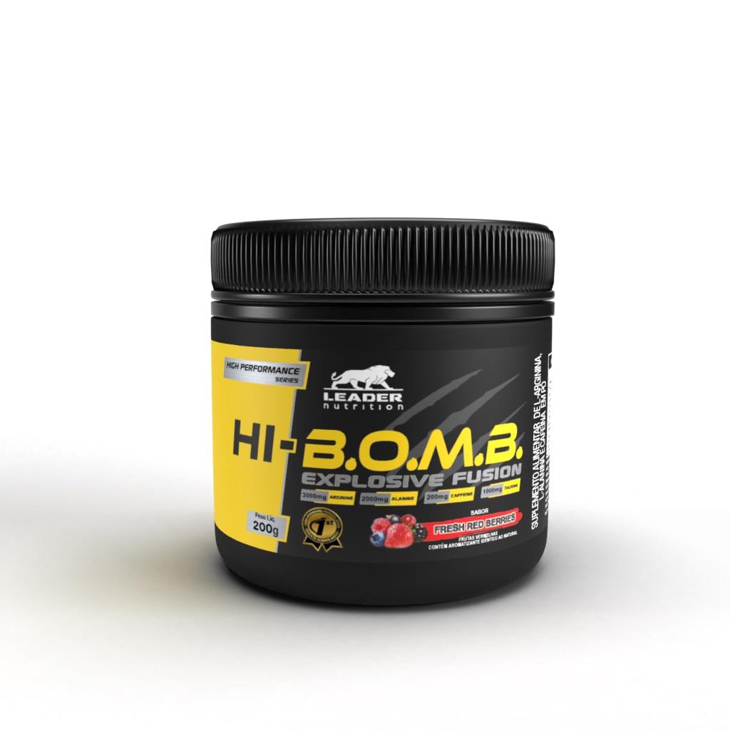 Hi - Bomb Explosive Fusion 200g Leader