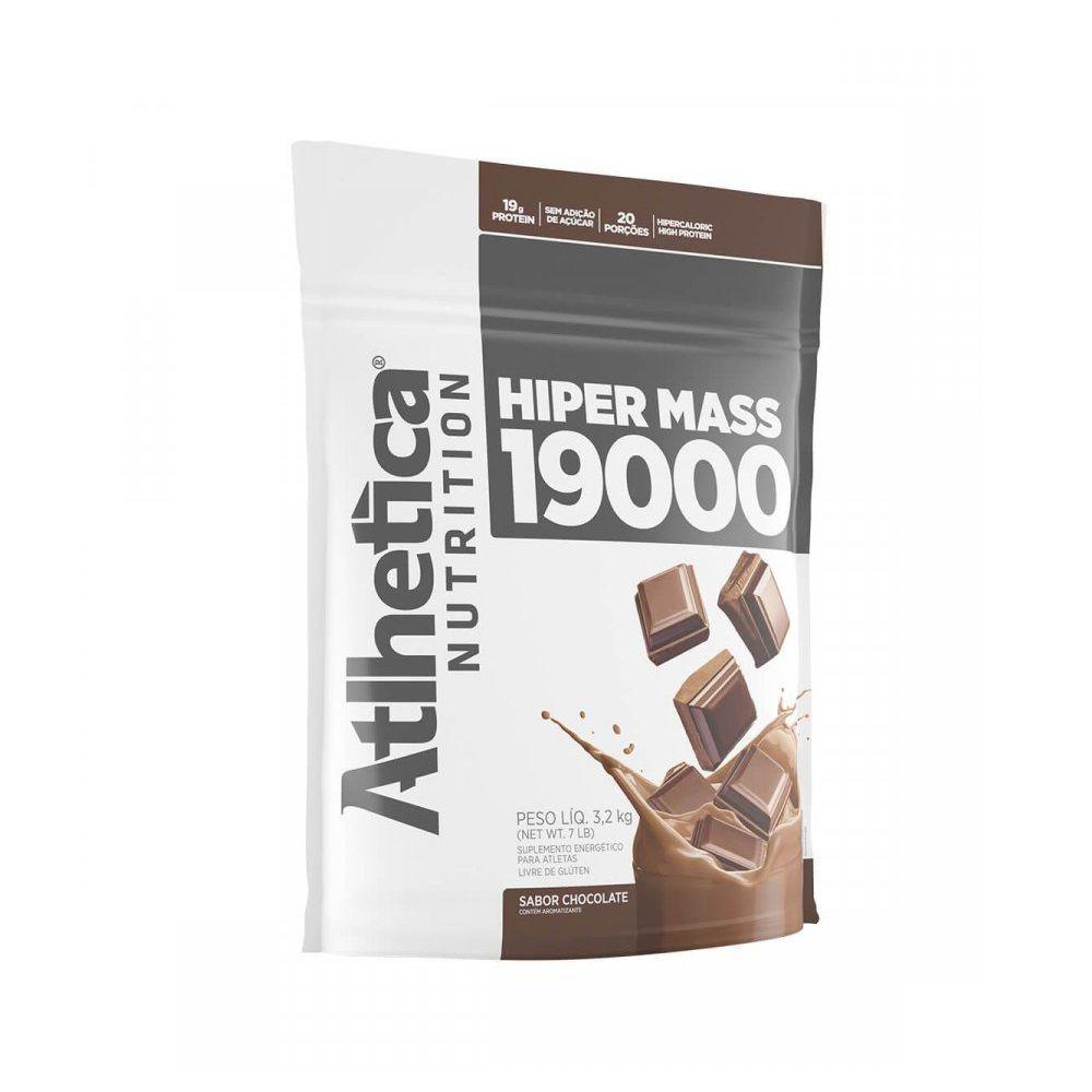 Hiper Mass 19000 (3,2kg) Atlhetica Nutrition