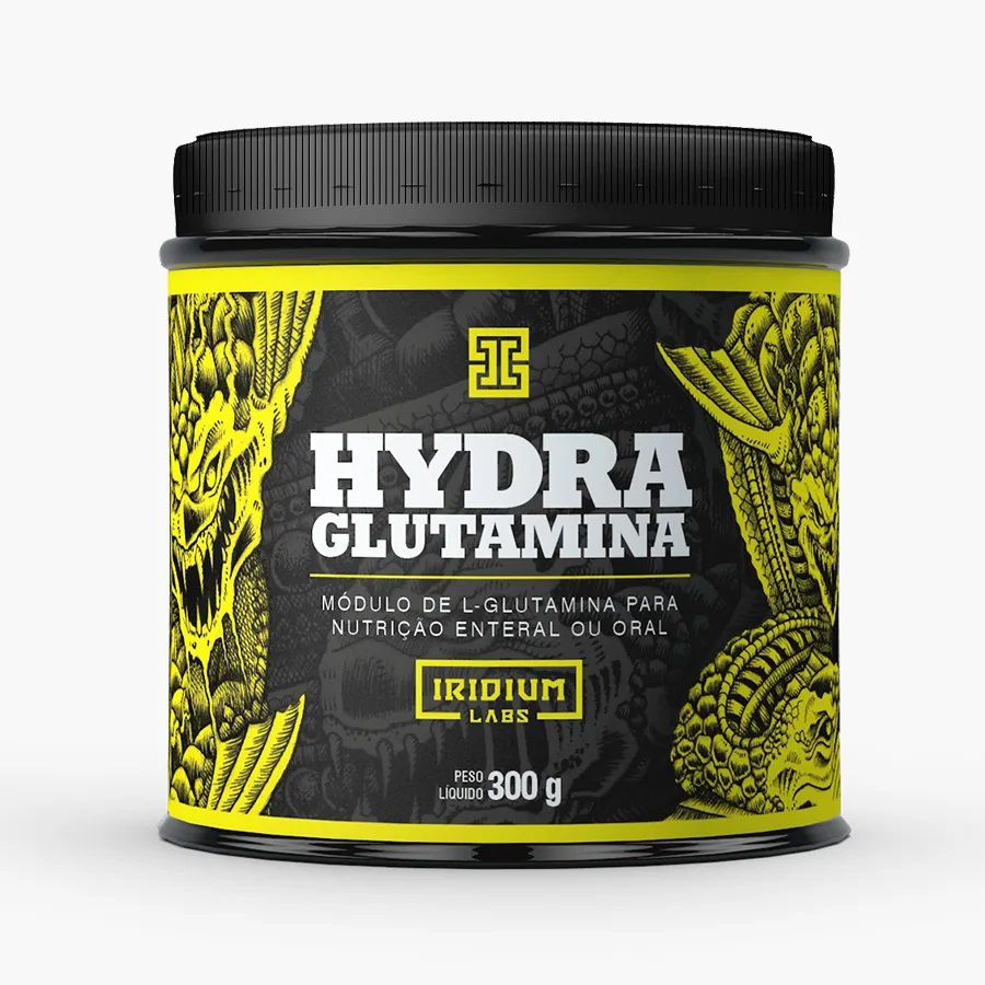 Hydra Glutamina 150g Iridium Labs