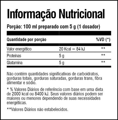Hydra Glutamina 300g Iridium Labs  - Vitta Gold
