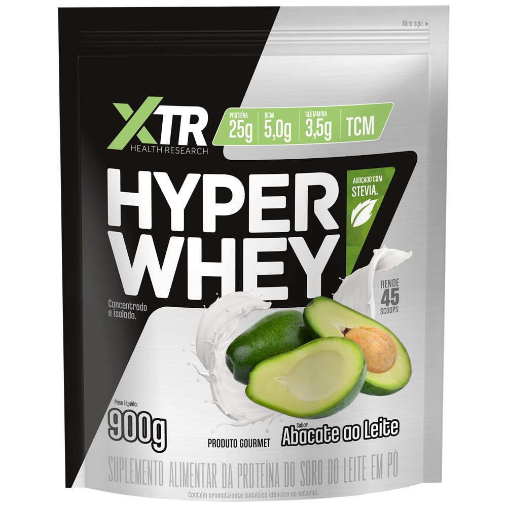 Hyper Whey 900g XTR
