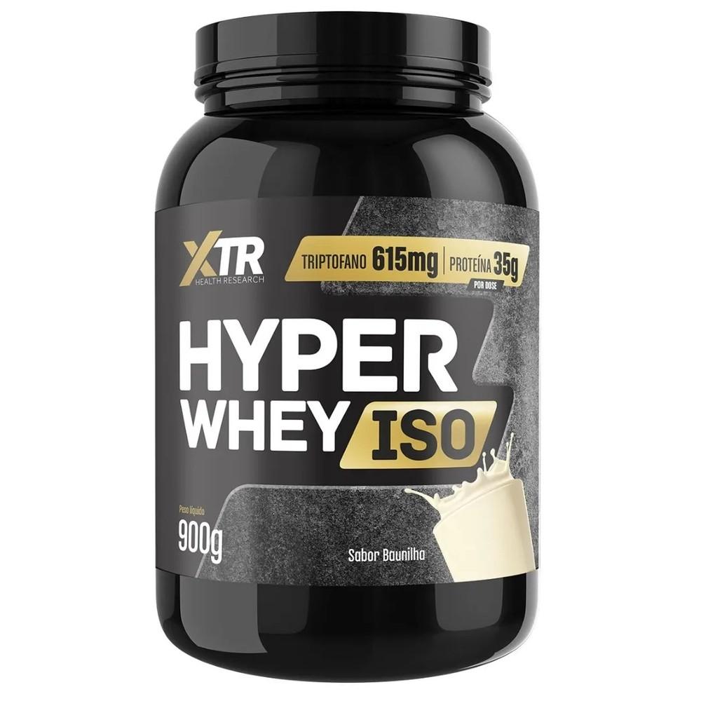 Hyper Whey Iso 900g - XTR