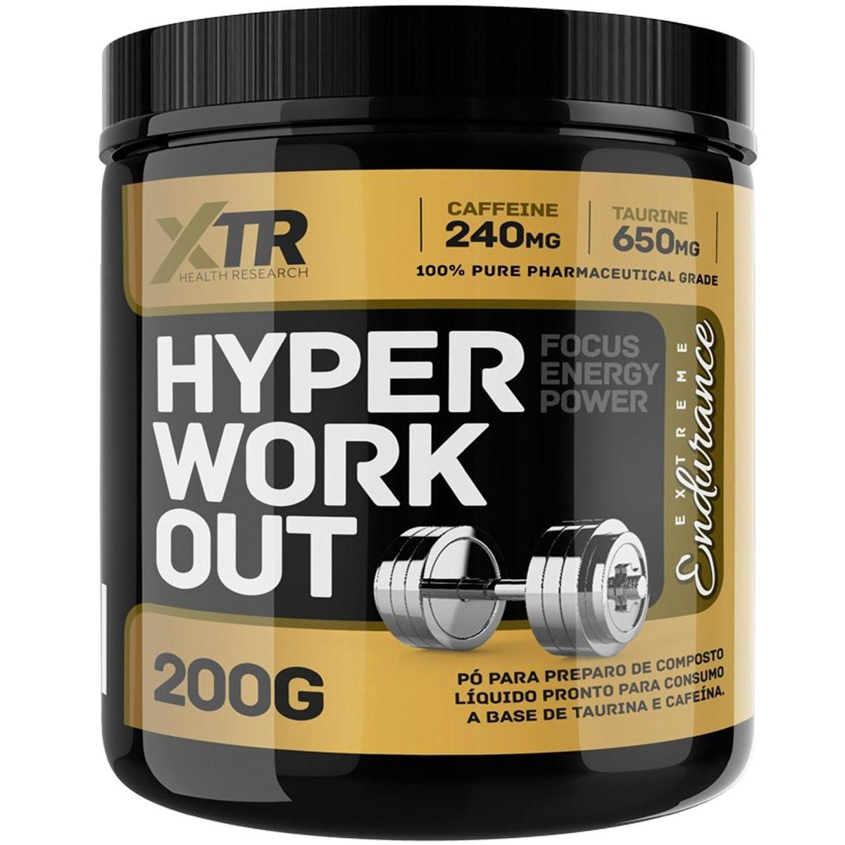 Hyper Workout 200g XTR  - Vitta Gold