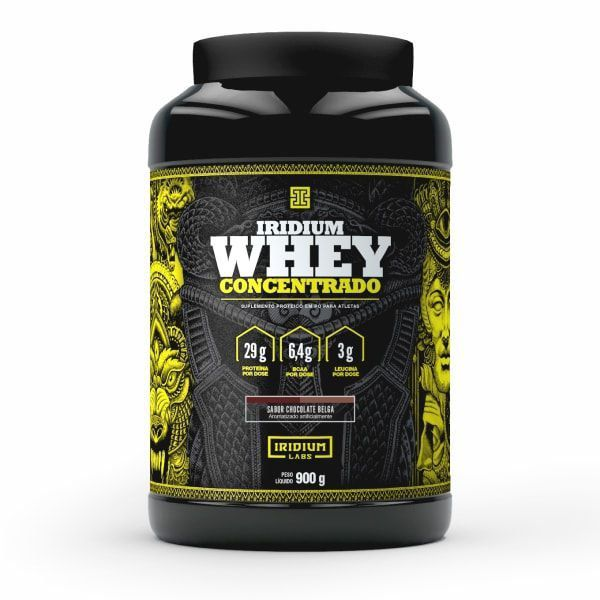 Iridium Whey 900g Iridium Labs  - Vitta Gold