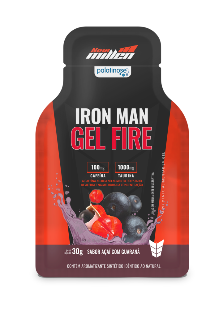 Iron Man Gel 30g New Millen