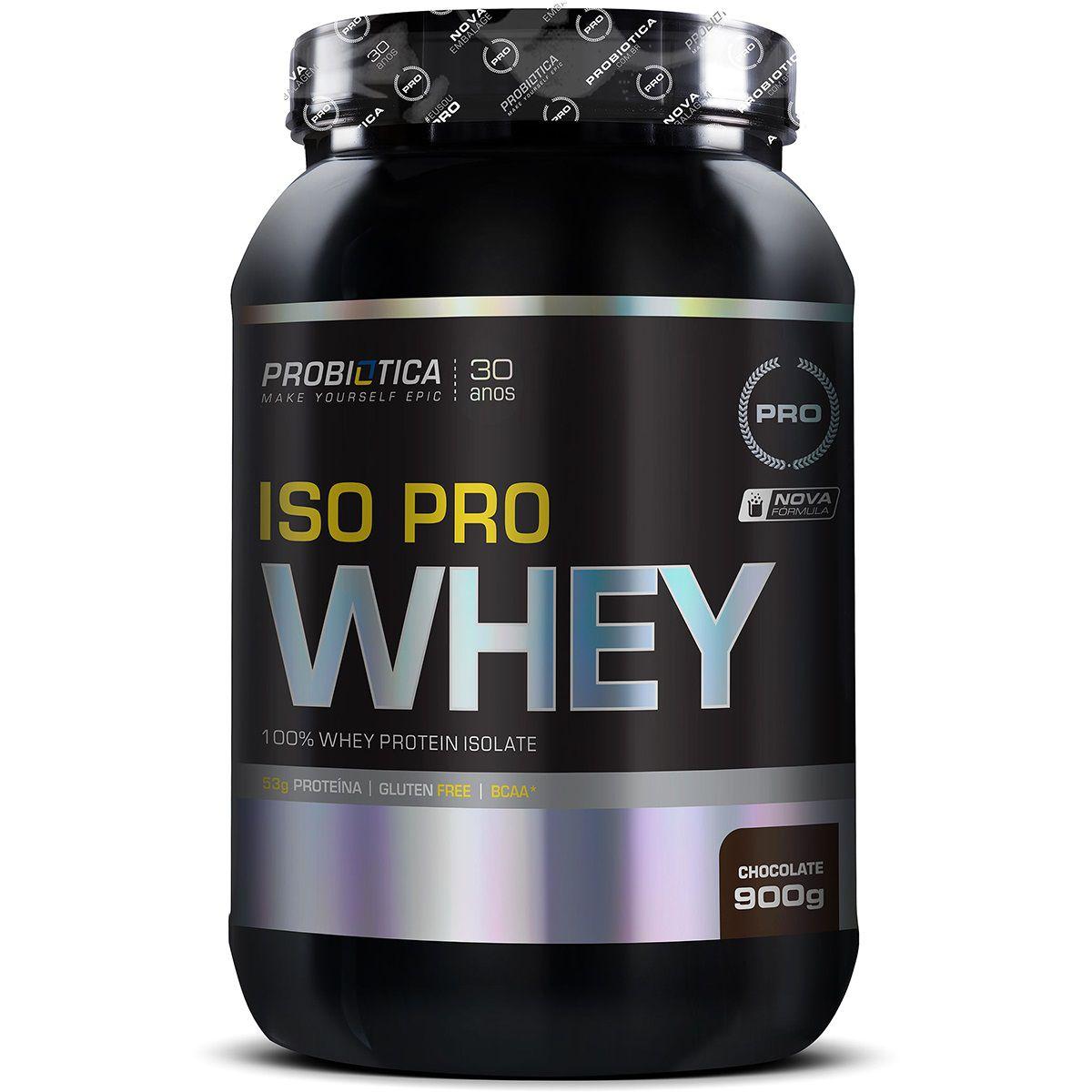 Iso Pro Whey 900g Probiótica