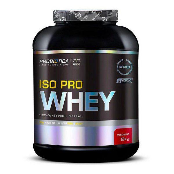 Iso Pro Whey Protein 2kg Probiótica
