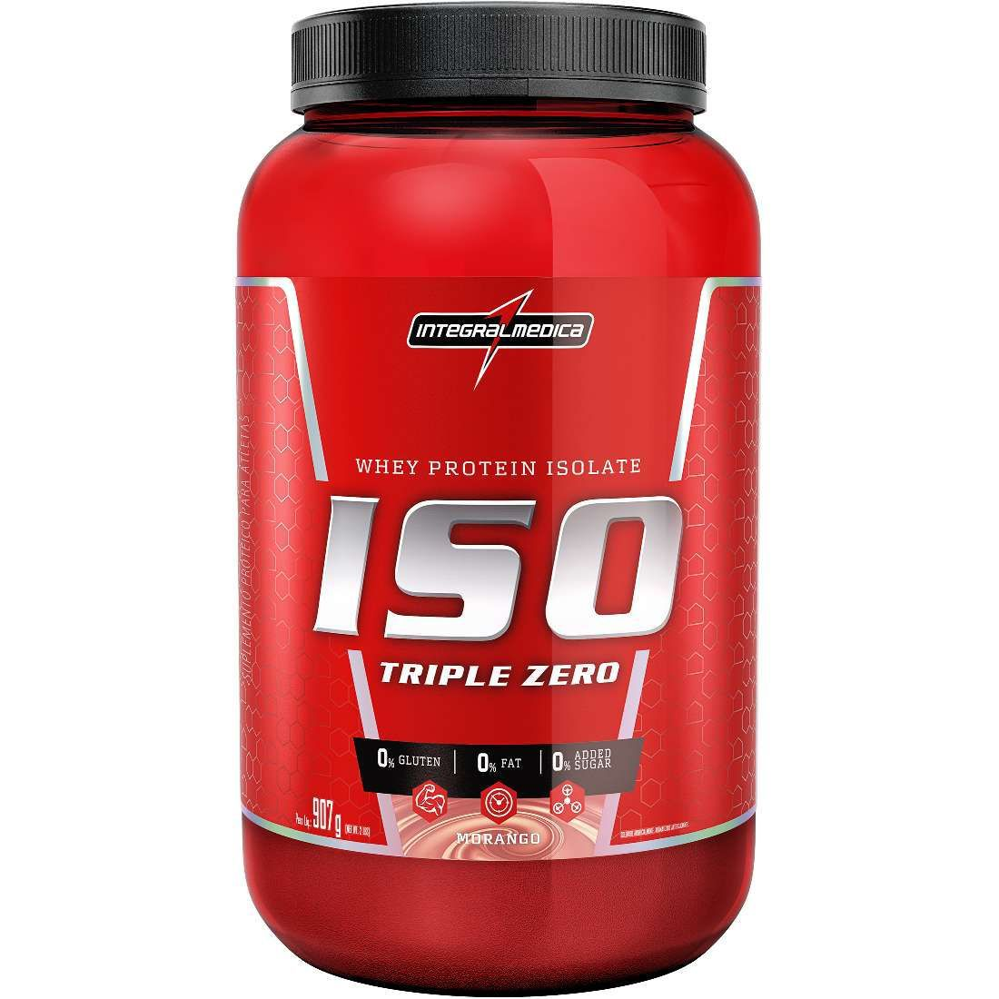 ISO Triple Zero 907g Integralmédica