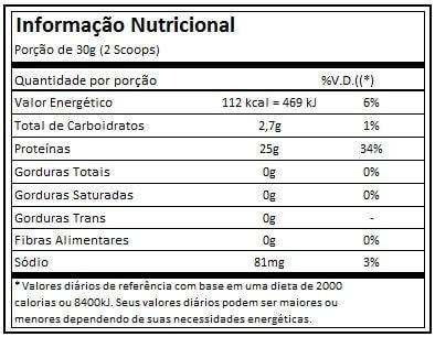 ISO Triple Zero 907g Integralmédica  - Vitta Gold