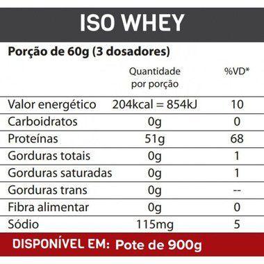 Iso Whey 900g Max Titanium  - Vitta Gold