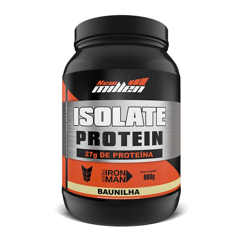 Isolate Protein 900g New Millen  - Vitta Gold